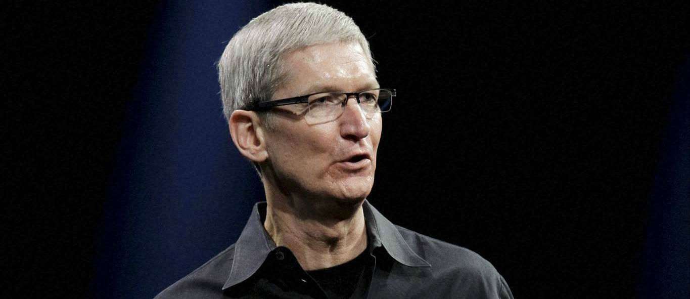 TimCook Apple