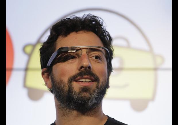 9. Sergey Brin, Google