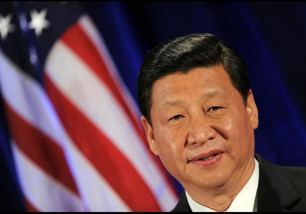 3. čínský prezident Si Ťin-pching