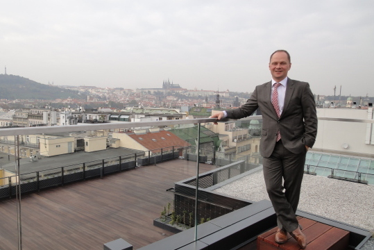 Igor Klajmon, šéf developmentu CPI