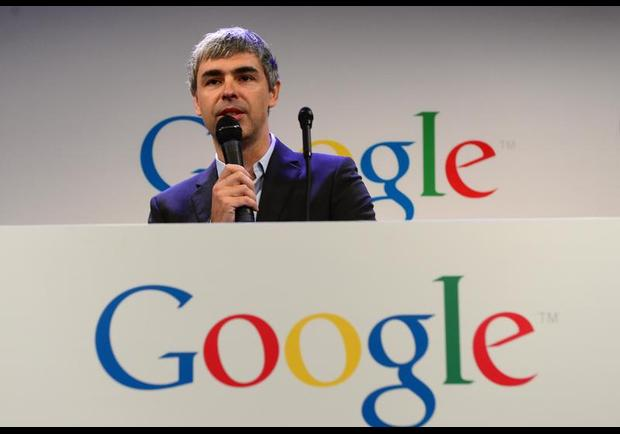 9. Larry Page, Google