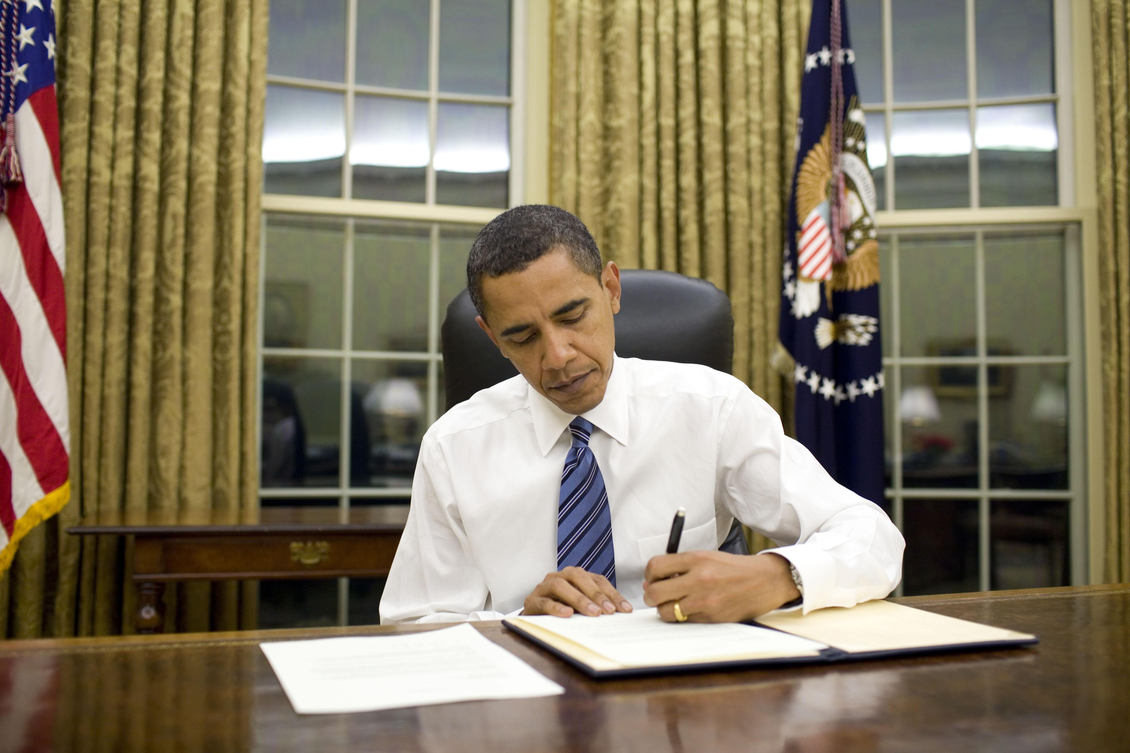 2. Barack Obama, americký prezident