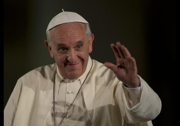 4. Papež František
