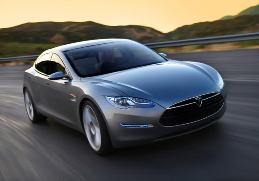 1. Výrobce elektromobilů Tesla