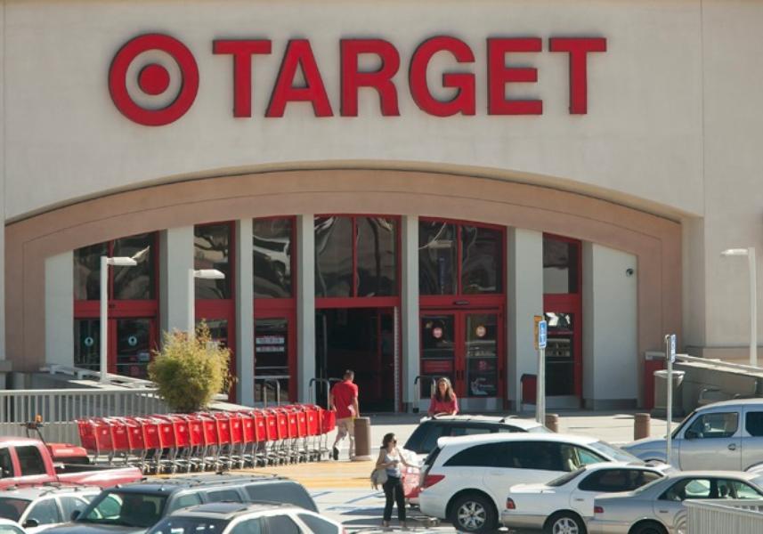 3. Obchodní společnost Target