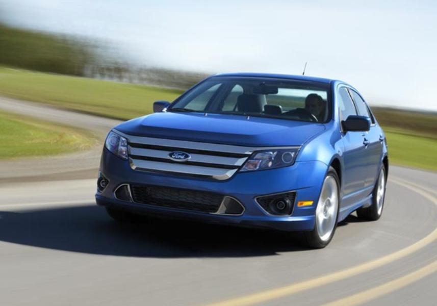 6. Automobilka Ford