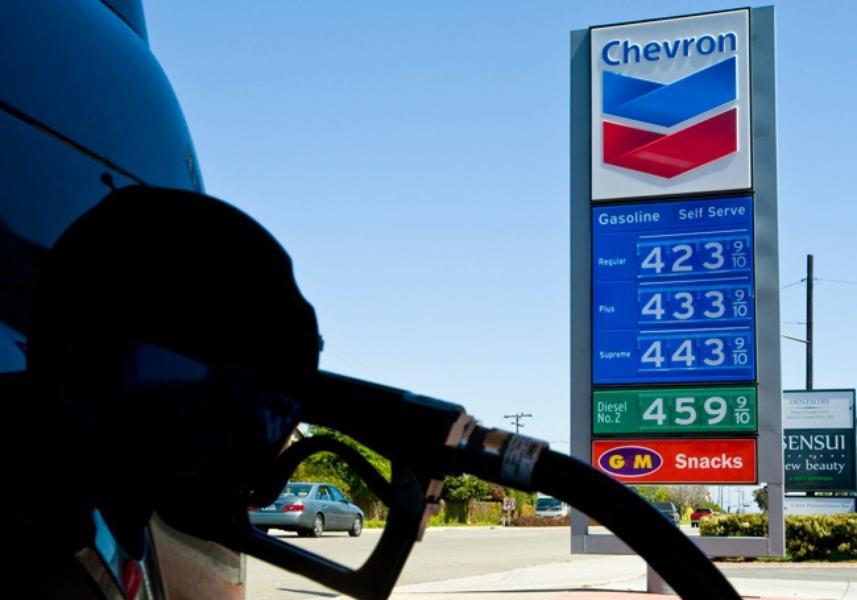 6 Chevron, energetická společnost