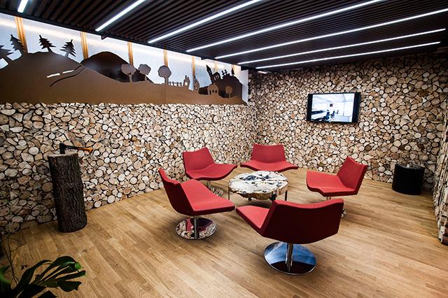 Techo - Naše prostředí je inspirativní díky své barevnosti, hravosti, funkčnosti, originalitě a variabilitě.