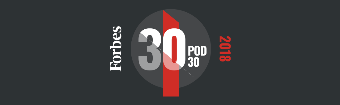 Forbes 30 pod 30 2018