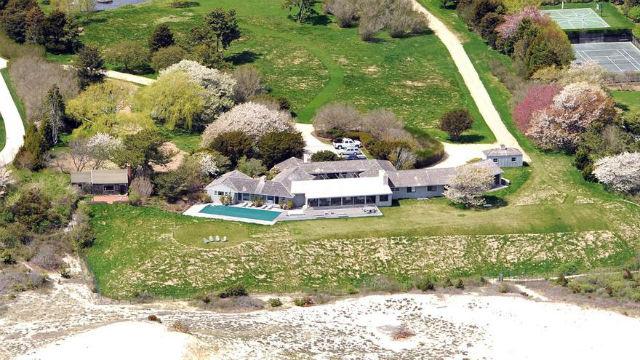 2. Copper Beech Farm, Greenwich, Connencticut. Cena: $120 milionů (2,9 mld. Kč) Prodávající: John Rudey. Kupující neznámý