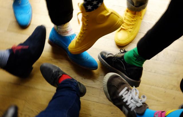 Nejlepší ponožky večera