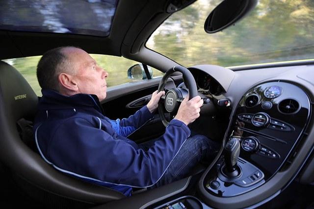 Bugatti, Molsheim, Francie 23.10.2014
