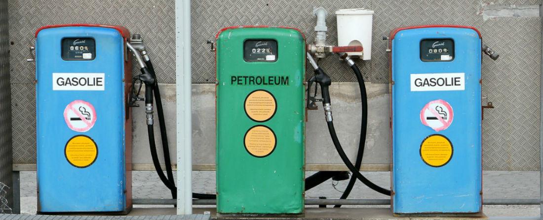 benzin vintage