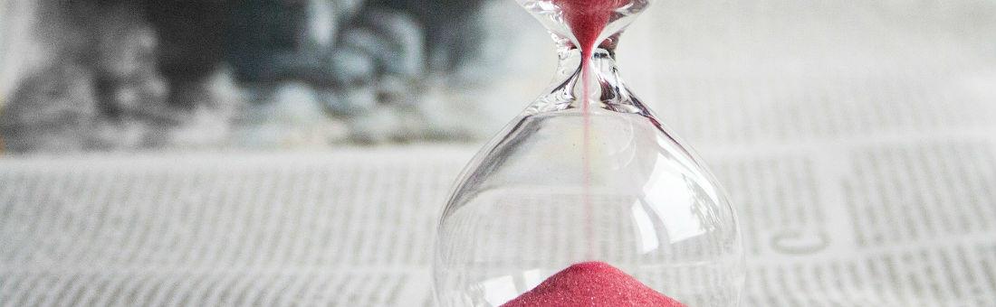 hourglass done