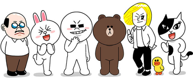 line stickers done