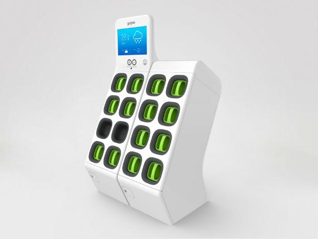 stanice s bateriemi