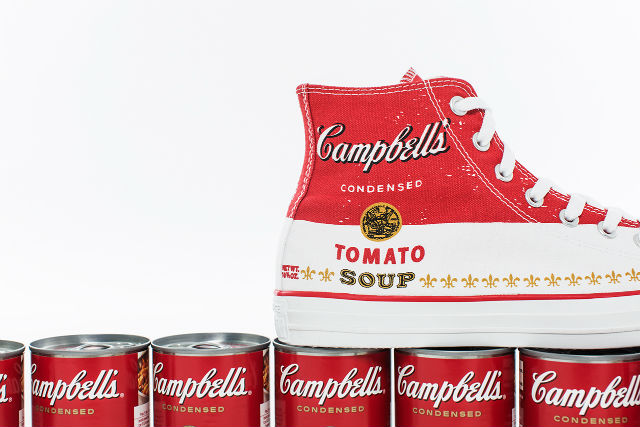 5 converse andy warhol done