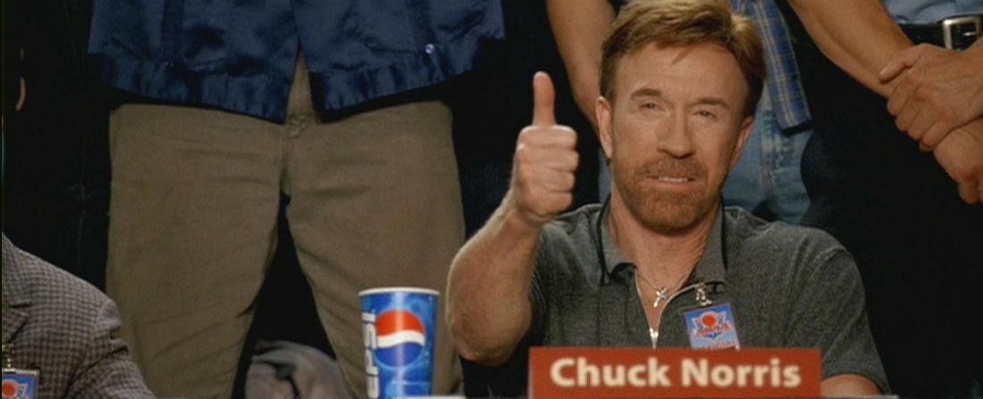 Chuck - hlavní done