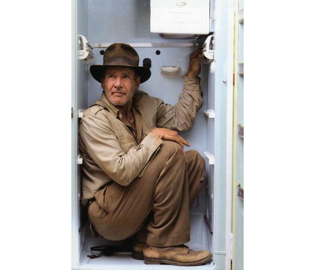 Indiana Jones done
