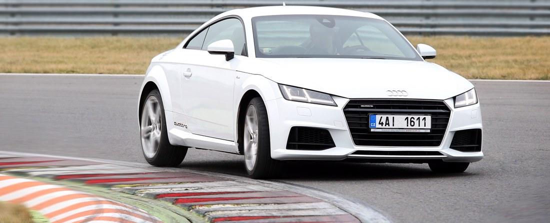 Audi TT coupe,Foto: Jan Schejbal , honzuv@email.cz , +420 606 659014