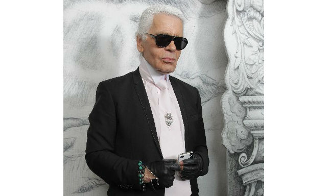 karl lagerfeld done