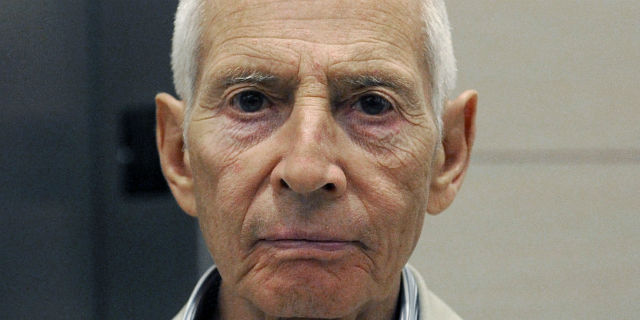 robert durst done