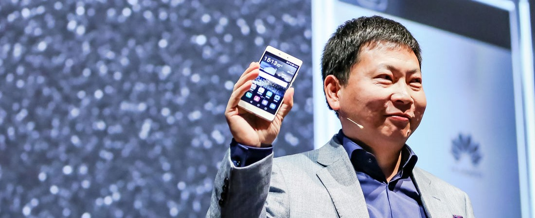 1-Richard Yu Reveals the Huawei P8