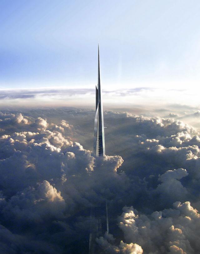 Kingdom-Tower done