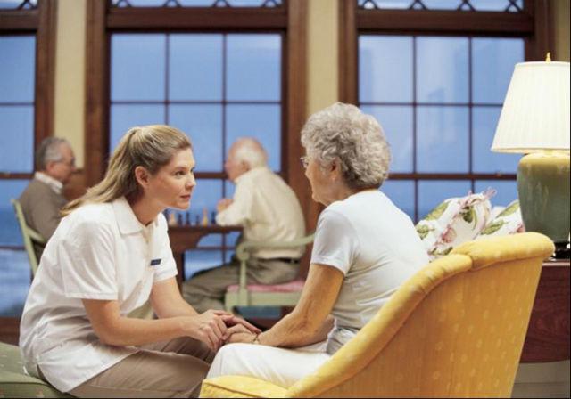 5. Zaměstnanec léčebny dlouhodobě nemocných, satisfakce u 98 %