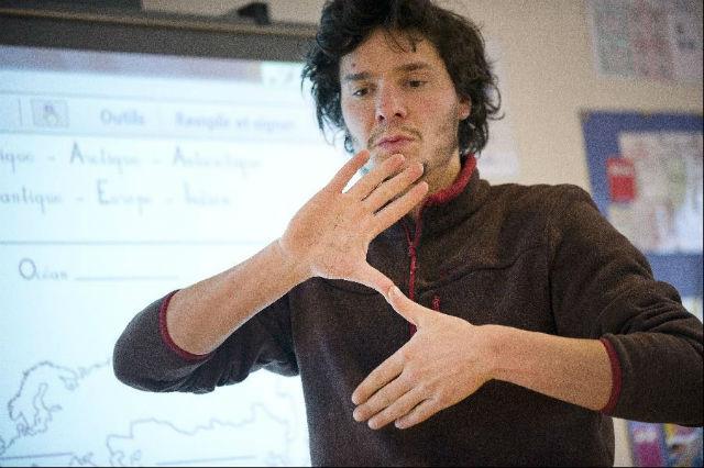 10. Překladatel do znakového jazyka, satisfakce u 94 %