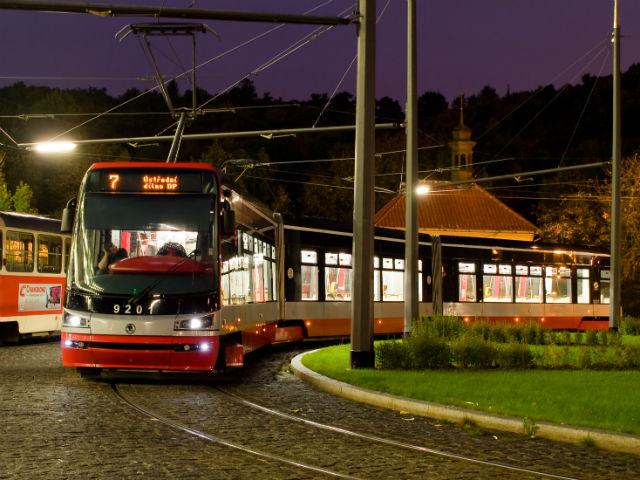 tram done