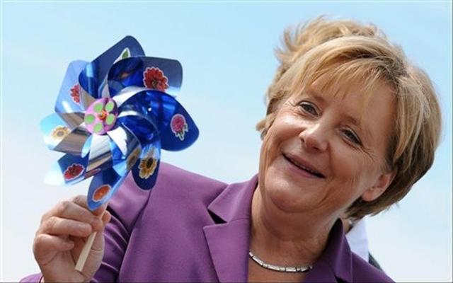 1. Angela Merkel, kancléřka, Německo, 60 let, vdaná