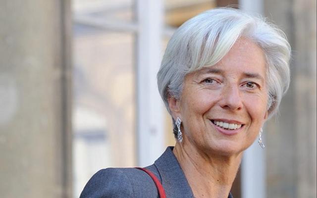 6. Christine Lagarde, předsedkyně Mezinárodního měnového fondu, Francie, 59 let, svobodná, 2 děti