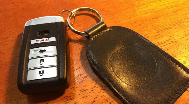 klíče done