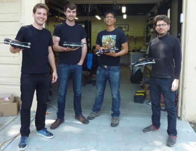 lily robotics done