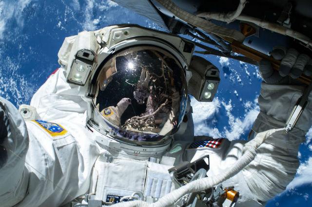 kosmonaut done