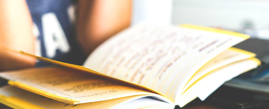 čtení kniha