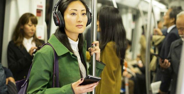 hudba listening