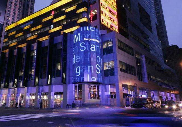 14. Morgan Stanley