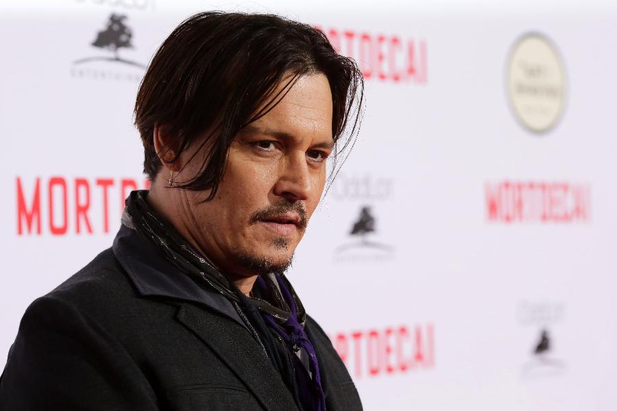 12. Johny Depp, 30 milionu dolarů