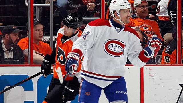7. Tomáš Plekanec. Hokej, Montreal Canadiens. 122,5 milionu korun