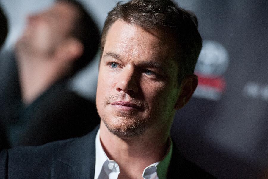 20. Matt Damon,  25 milionů dolarů
