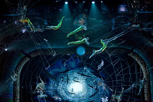 Zarkana, Cirque du Soleil