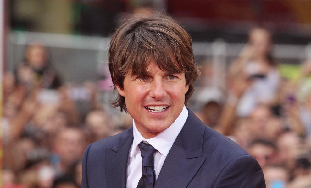 6. Tom Cruise, 40 milionů dolarů