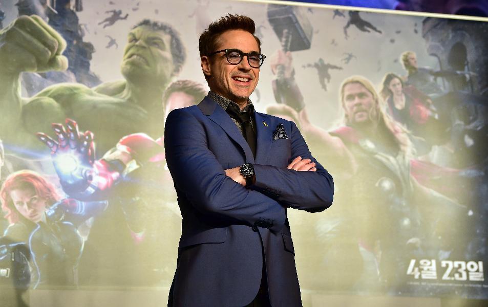 1. Robert Downey Jr., 80 milionů dolarů