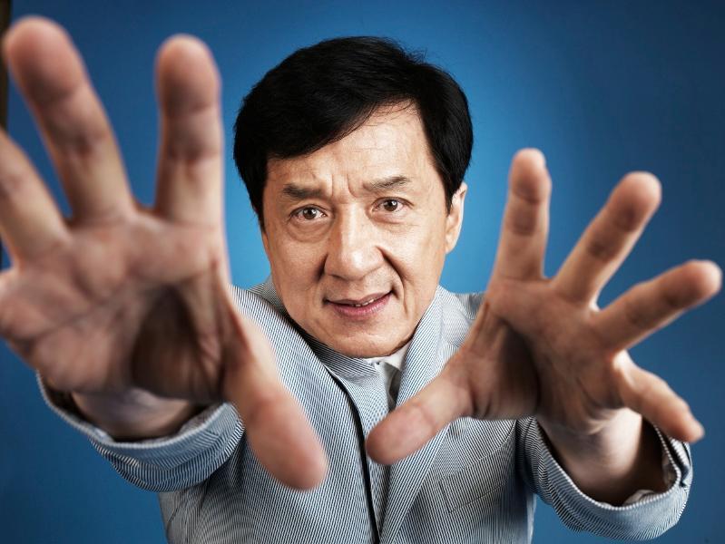2. Jackie Chan, 50 milionů dolarů
