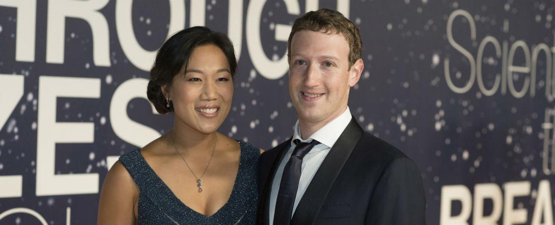 zuckerberg se ženou