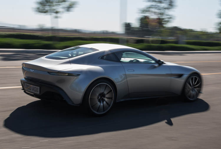 Aston-Martin-DB10-James-Bond-Rear-Driving
