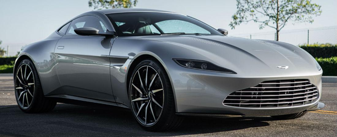 Aston-Martin uvod