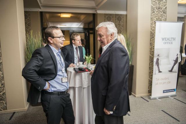 Redaktor Forbesu Jaroslav Mašek vrozhovoru se šéfem mlékárenské rodinné skupiny Interlacto Oldřichem Gojišem.